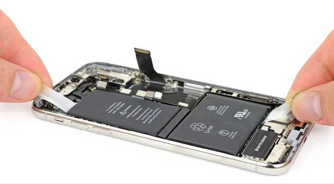 6 Ciri Baterai Tanam Pada Hp Android Bocor Dan Rusak Edutizen